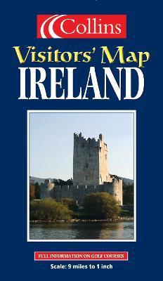 Visitors' Map Ireland