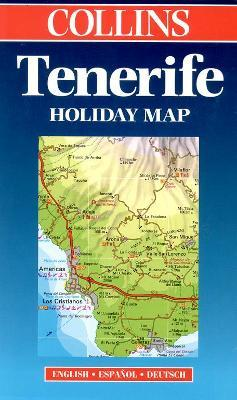 Tenerife Holiday Map
