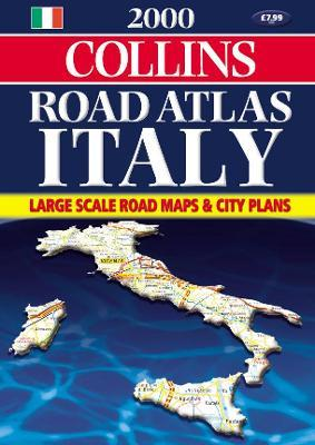 Collins Road Atlas 2000: Italy