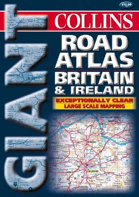 Giant Road Atlas Britain and Ireland 2000