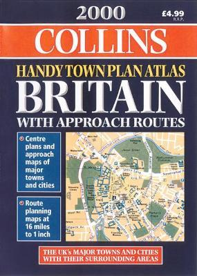 Handy Town Plan Atlas Britain 2000