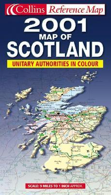 Map of Scotland 2001
