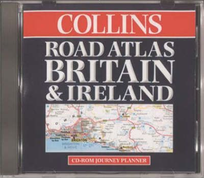 Collins Road Atlas Britain and Ireland on CD-Rom