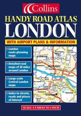 Handy Road Atlas London