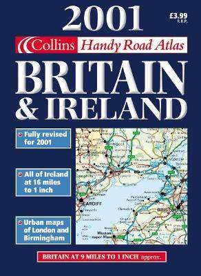 Collins Handy Road Atlas Britain and Ireland 2001