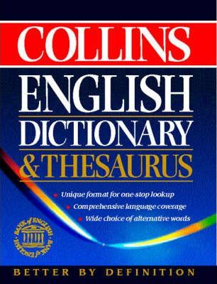 Collins Dictionary and Thesaurus