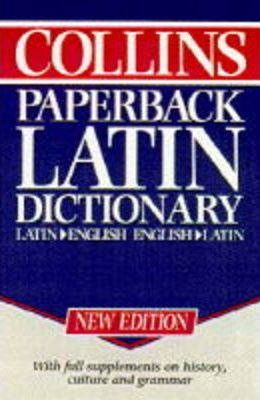 Collins Paperback Latin Dictionary