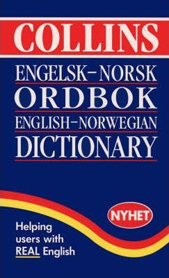 Collins English-Norwegian Dictionary