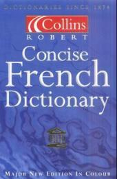 Collins-Robert French Concise Dictionary