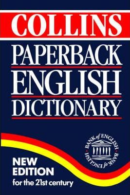 Collins Paperback Dictionary