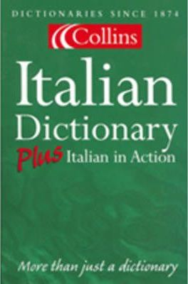 Collins Italian Dictionary Plus