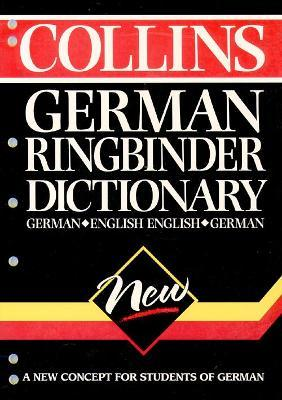 Collins German Ringbinder Dictionary