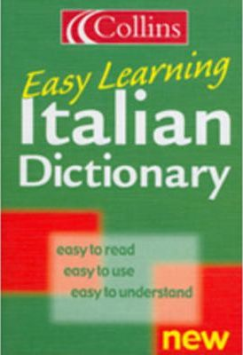 Collins Easy Learning Italian Dictionary