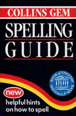 Collins Gem Spelling Guide