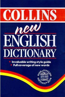Collins New English Dictionary