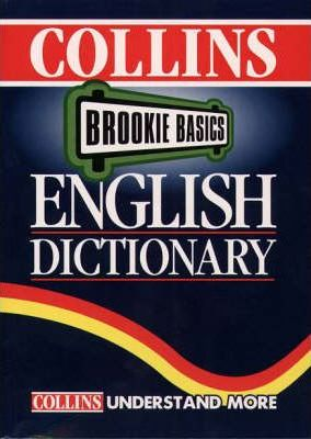 "Collins ""Brookie"" Basics English Dictionary"