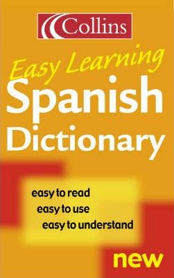 Spanish Easy Learning Dictionary