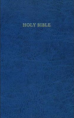 Bible: Authorized King James Version Comfort Bible