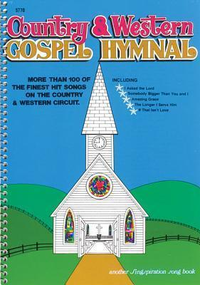 Country & Western Gospel Hymnal Volume One Cover Image
