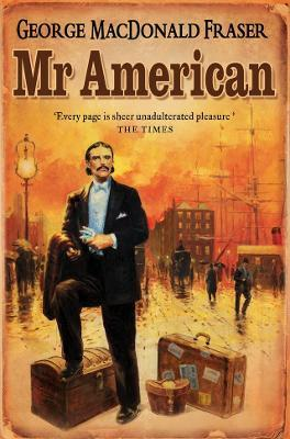 Mr American Cover Image
