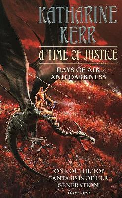 A Time of Justice Cover Image