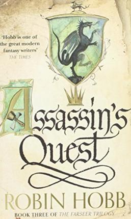 Assassin's Quest Cover Image