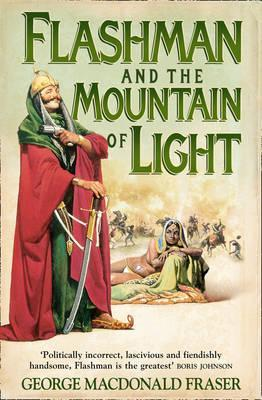 Flashman and the Mountain of Light Cover Image