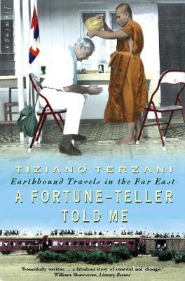 A Fortune-Teller Told Me Cover Image