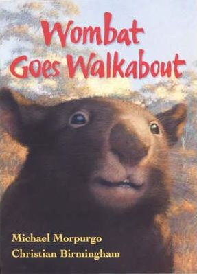 Wombat Goes Walkabout Cover Image
