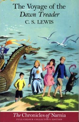 The Voyage of the Dawn Treader Cover Image