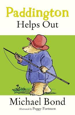 Paddington Helps Out Cover Image