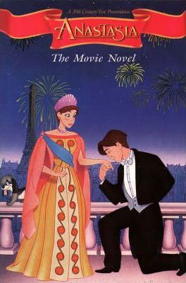 Anastasia: Movie Novelisation