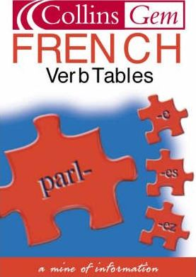 Collins Gem French Verb Tables
