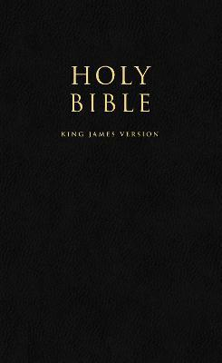 The Holy Bible: Authorized King James Version Cover Image