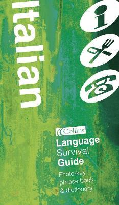 Collins Italian Language Survival Guide CD Pack