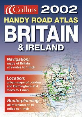 Handy Road Atlas Britain and Ireland 2002