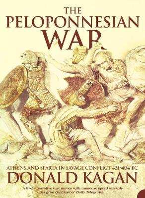 The Peloponnesian War Cover Image