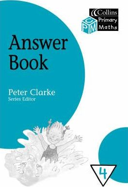 Collins Primary Maths: Answer Book Year 4