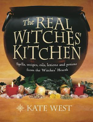The Real Witches' Kitchen Cover Image