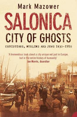 Salonica, City of Ghosts Cover Image