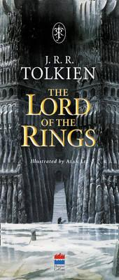 Lord Of The Rings Book Club Edition