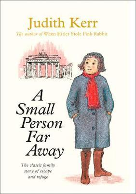 A Small Person Far Away Cover Image