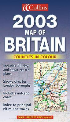 Map of Britain 2003