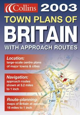 Handy Town Plan Atlas Britain 2003