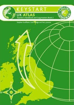 Keystart UK Atlas: Teacher's Guide and Copymasters 2