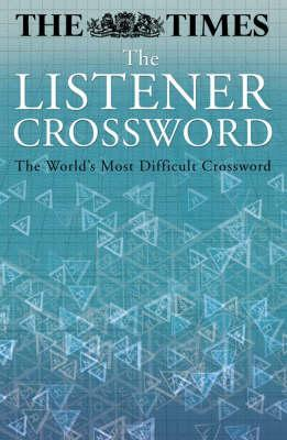 The Times Listener Crossword Book 1
