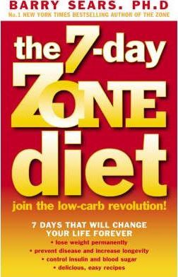 The 7-day Zone Diet