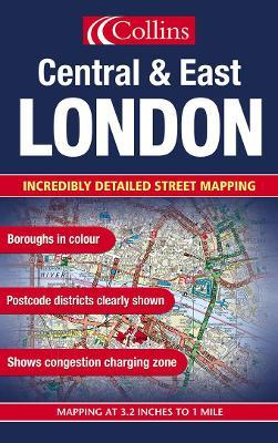 London Master Street Plan East