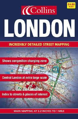 London Street Atlas: Small