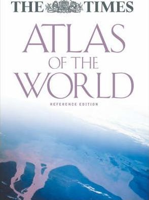 """The """"Times"""" Atlas of the World: Reference Edition"""